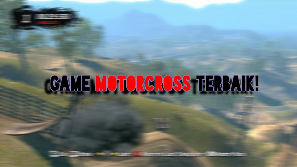 game motor cross balapan