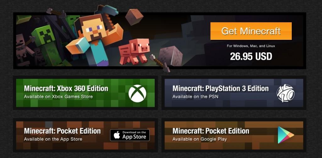 Minecraft adalah game pemacu kreatifitas