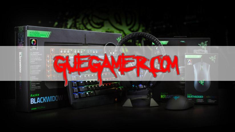 Peralatan Gaming Razer