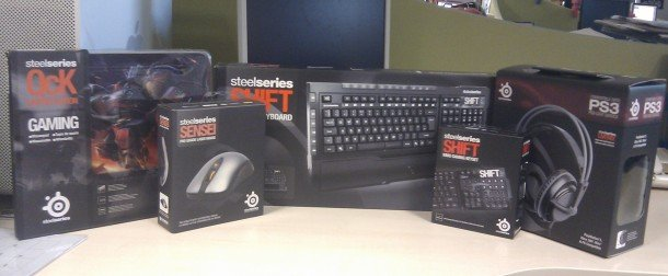 peralatan gaming steelseries