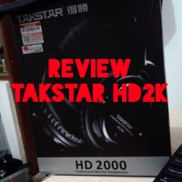 Review Takstar HD2000
