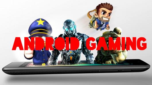 Gaming di Andrpod